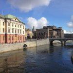 スウェーデンで風邪