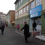トルコの小学校で大騒ぎ