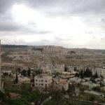 パレスチナ自治区で歌う