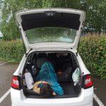 車旅の醍醐味はどこで寝るか