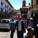 ブッカケ祭りでペルーバイバイ