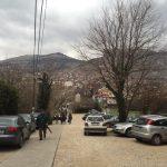 久しぶりのボスニアで路上!!