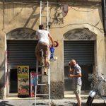 イタリア最後の観光