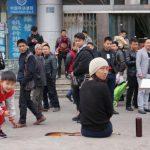 中国ビザ延長ついでに来た町が実は民族巡りの拠点の町だった