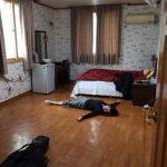 たどり着いた町がたまたまアレをやってるという奇跡。そして韓国の宿はこれ。