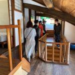 取材、入居者さん、お義父さん、青山さん、フッキーアンナ、日本一周とか